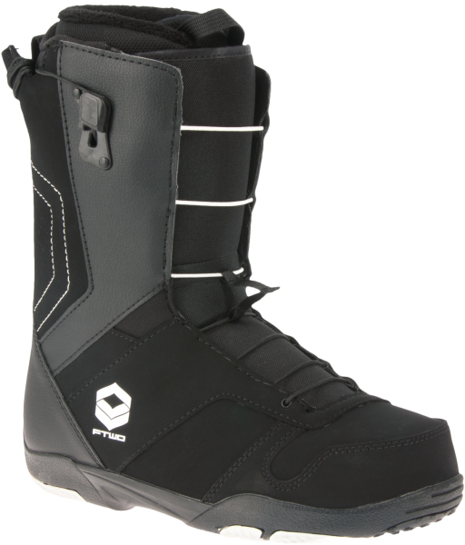 FTWO - BOOT - Air black -fastlace- | 2019