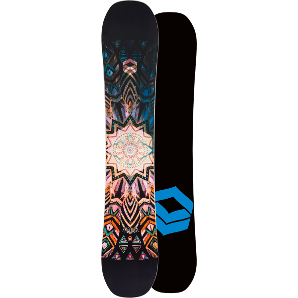 FTWO - Snowboard - Freedom - black | 2019