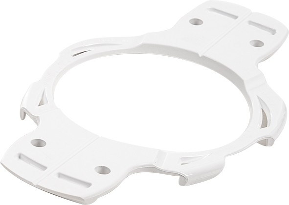 F2 basecover white