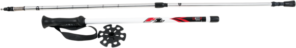 F2 - Vario Skistock / Snowboard Pole Tour -pair - 2019