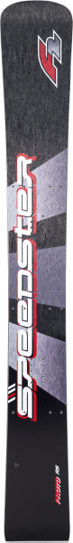 F2 - Snowboard - Speedster Proto RS - black - 2019