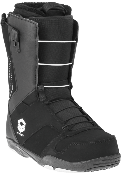 FTWO - BOOT - Aura GIRL black -fastlace- | 2019