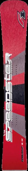 F2 - Snowboard - Speedster WC SL - red - 2019