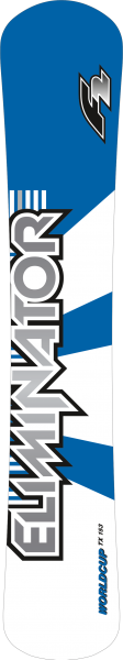F2 | Snowboard - Eliminator WC TX Carbon / Kevlar | 2020