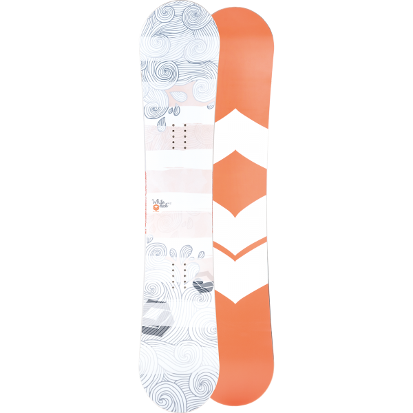FTWO - Snowboard - Whitedeck camber | 2019