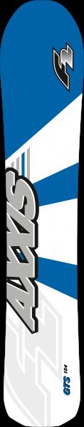 F2 | Snowboard - Axxis GTS | 2020