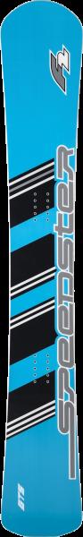 F2 - Snowboard - Speedster GTS - blue - 2019