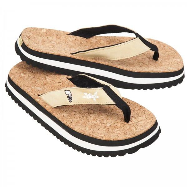 F2 BEACHSLIPPER BEIGE DAMEN