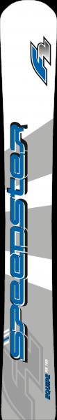F2   Snowboard - Speedster RS Equip TX Carbon   2020
