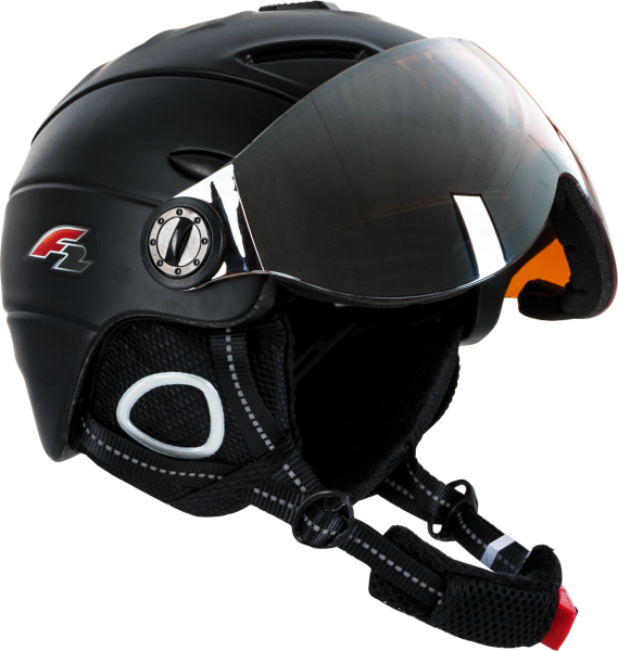 F2 - Helmet - Worldcup TEAM - black - 2019