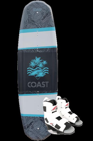 Wakeboard Set Star mit Bindung
