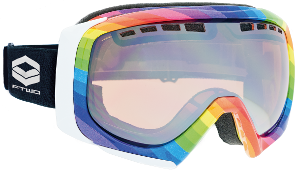 FTWO - Goggle Style multicolor | 2019
