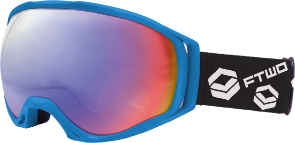 FTWO - Goggle Reverse  - blue