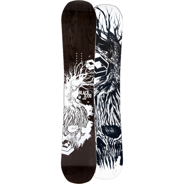 FTWO - Snowboard - Blackdeck Wood | 2019