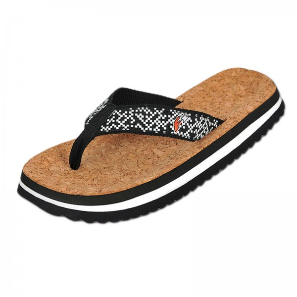 F2 BEACHSLIPPER BLACK