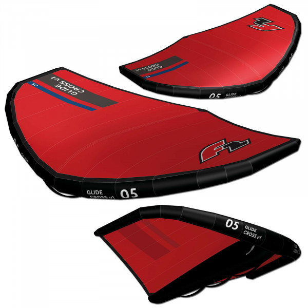 F2 Glide Cross- red - 5,2 m²