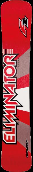 F2 - Snowboard - Eliminator WC Titanal - 2019