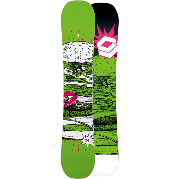 FTWO - Snowboard - TNT - green | 2019
