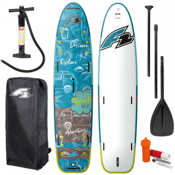 F2 SUP Travel Windsurf 12,0'