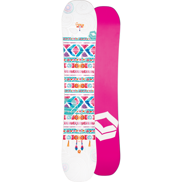 FTWO - Snowboard - Gipsy - white |  2019