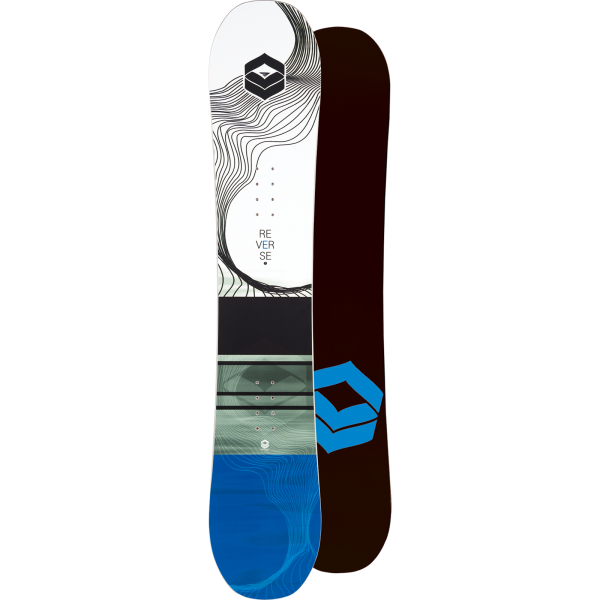 FTWO - Snowboard - Reverse   2019