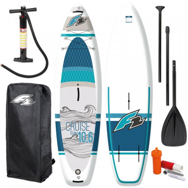 F2 SUP Cruise Windsurf 10,6'