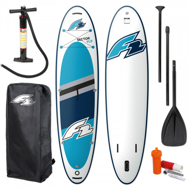 F2 SECTOR SUP 10,5' BLUE 2021