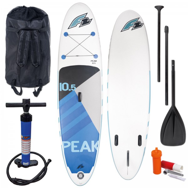 "F2 ""Peak"" Inflatable SUP Set"