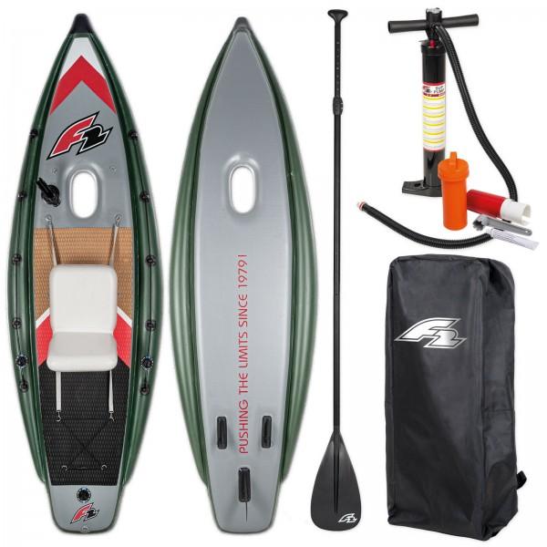 F2 SUP FISHING BOAT 2020