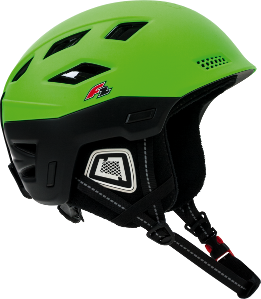 F2 | Helmet - Worldcup  green | 2020