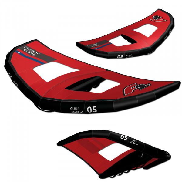F2 Glide Surf - red - 5m²