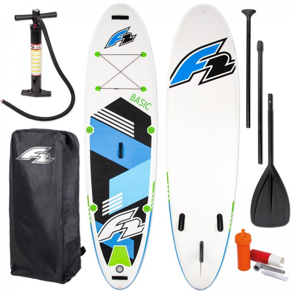 F2 SUP BASIC GREEN 2020