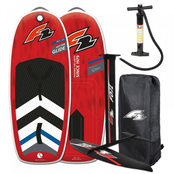 F2 Glide Surf Air Wingfoil Board + Foilset
