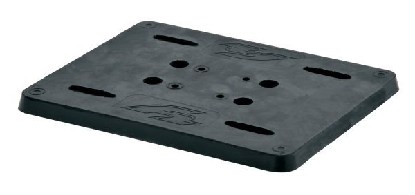 Carbon S-Flex Absorber Plate Carve & Race